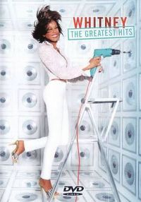 Cover Whitney Houston - The Greatest Hits [DVD]